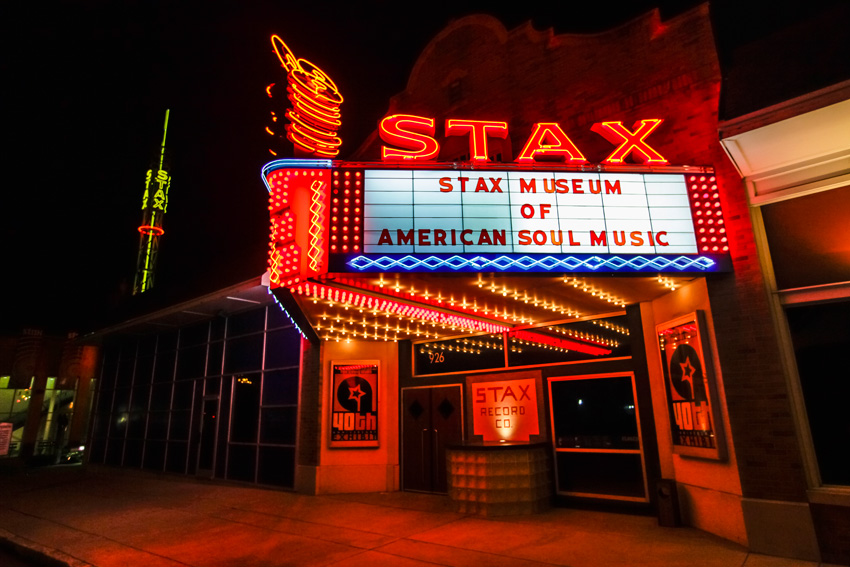 Stax Museum of American Soul Music, Memphis, TN