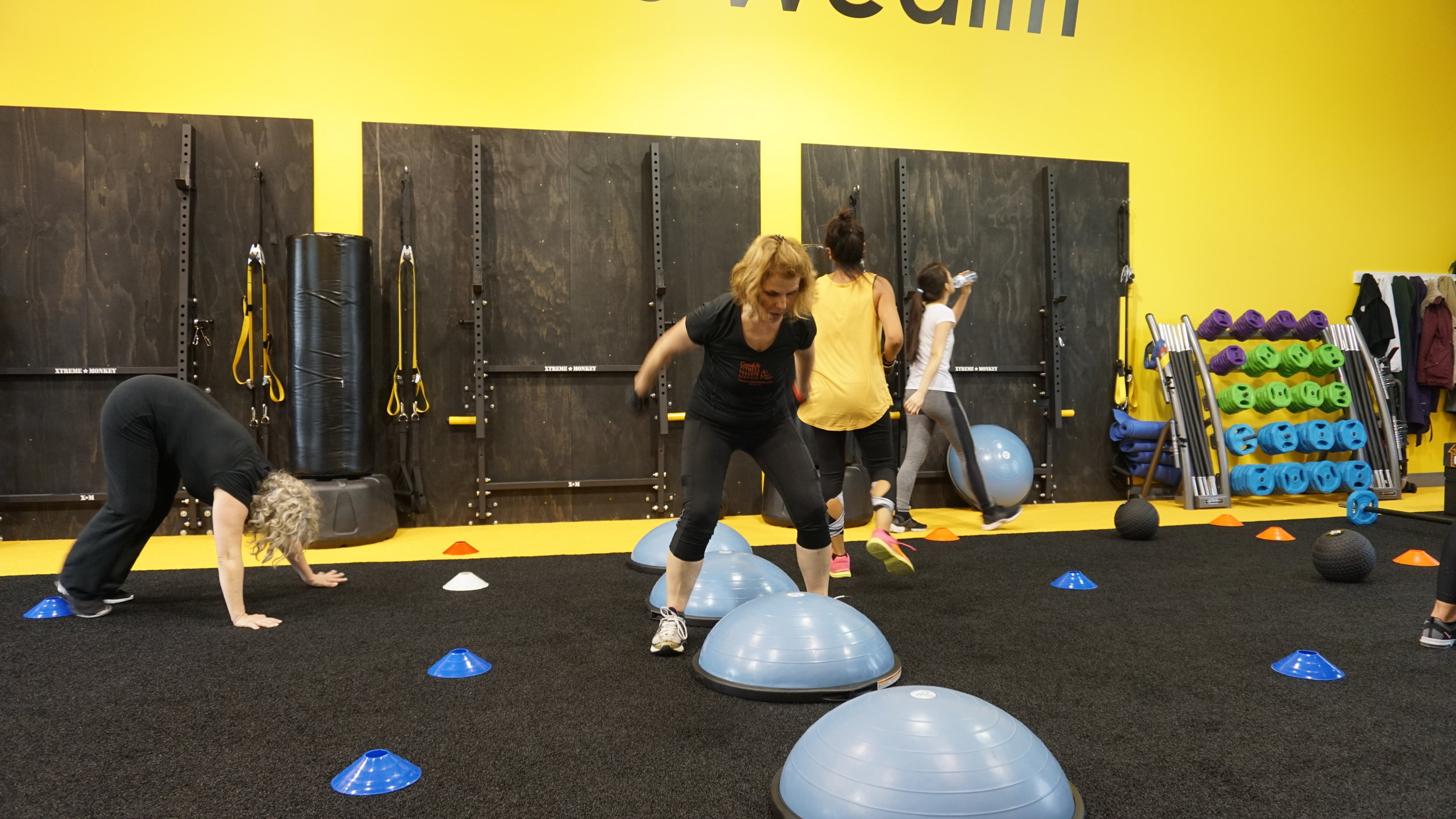 Classes — QF Fitness - Bootcamp, Strength & Conditioning