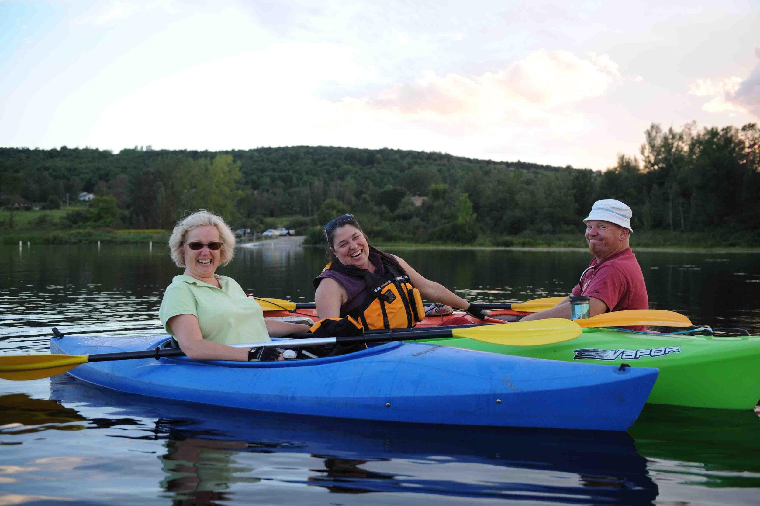 Kayaks on Lake Iroquois 081710-039.jpg