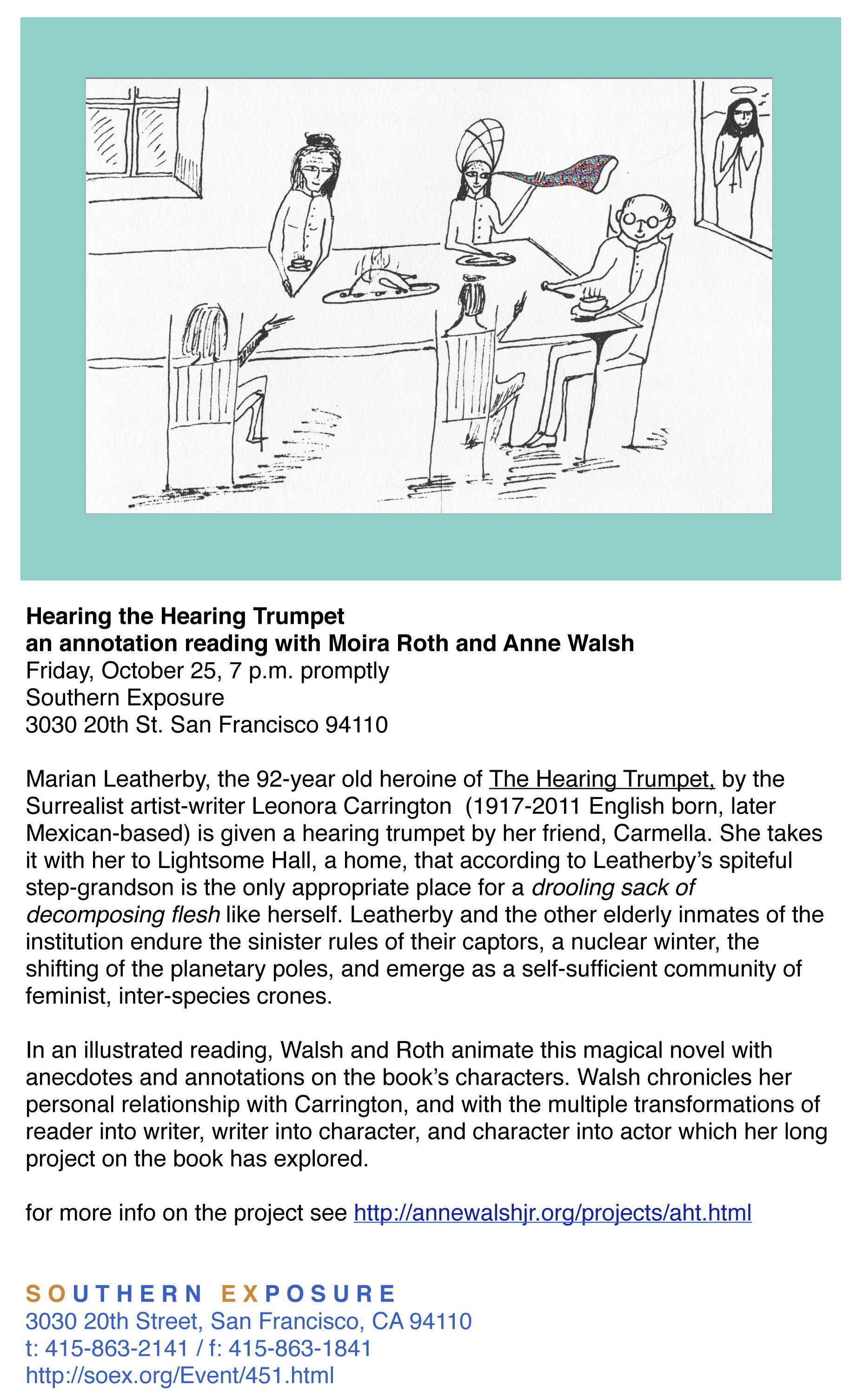 Soex_HearingTrumpet.jpg