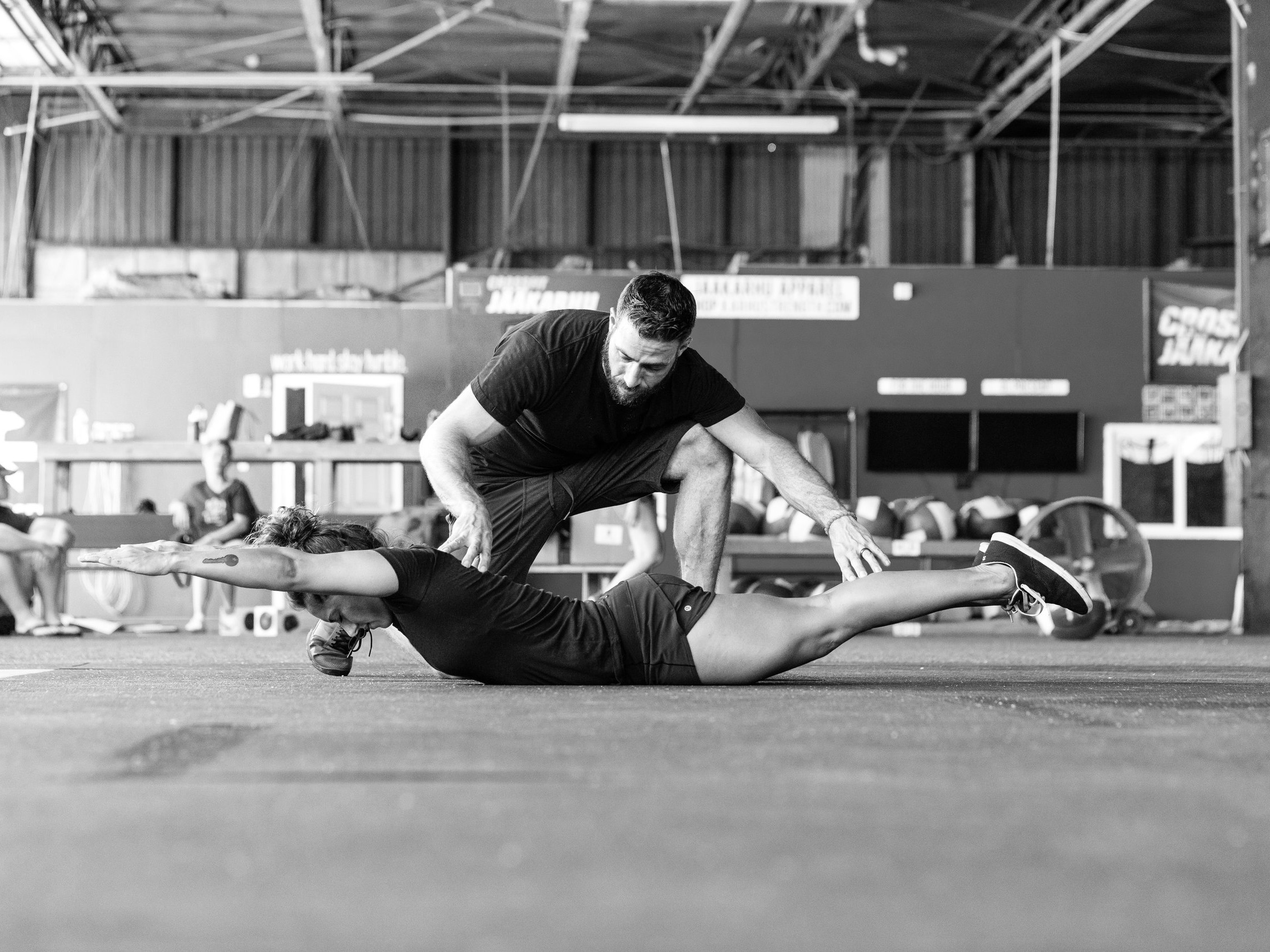 Movement Assessment - There is no greater modality than Gymnastics to affect change on a population. The essence of Gymnastics is merely coordination. Recruiting the right musculature for the right task. Simple in concept, this becomes increasingly complex as movement becomes more compound. We will teach you to see and correct movement more simply.