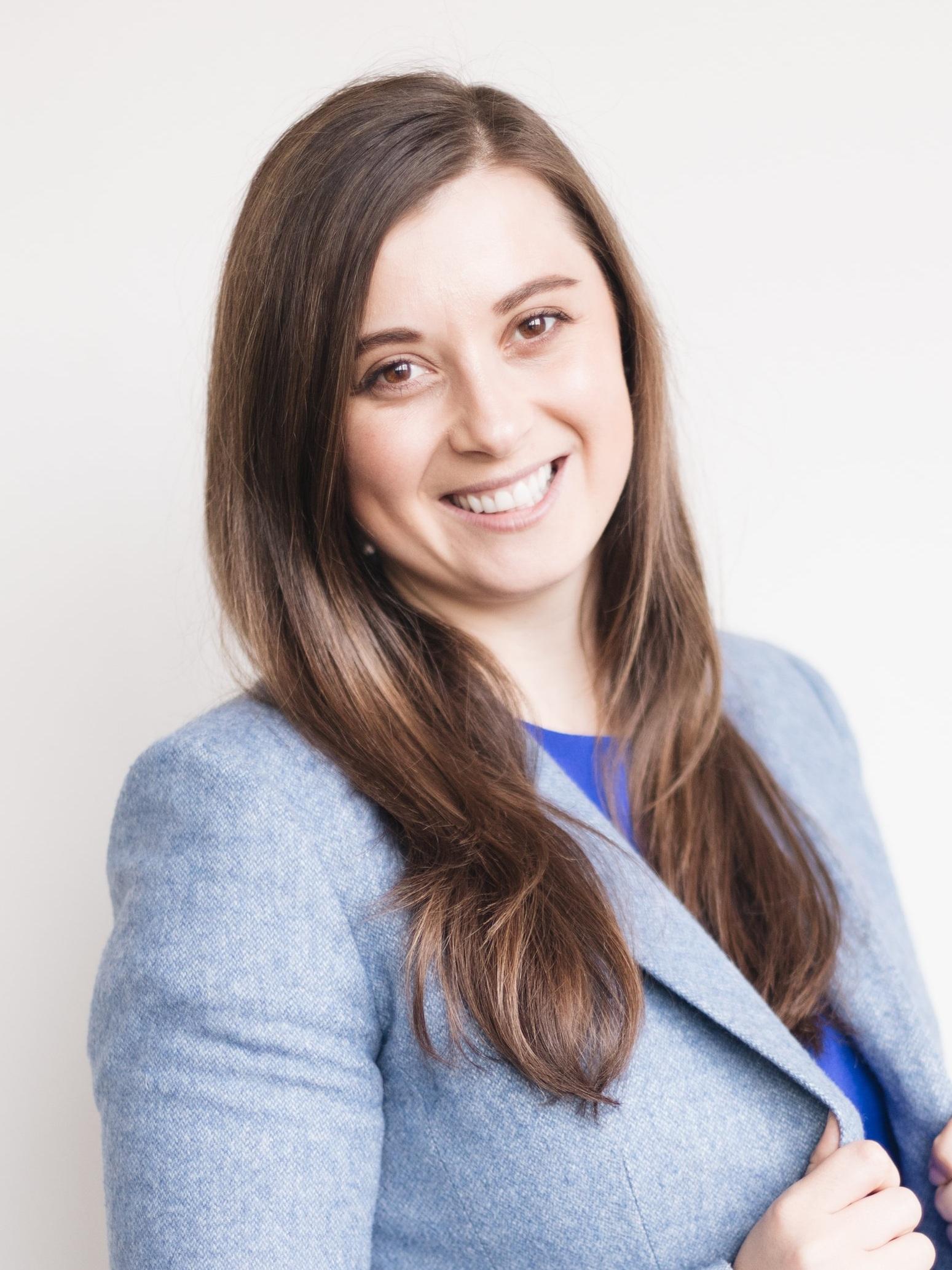 Nataliya - Executive Director