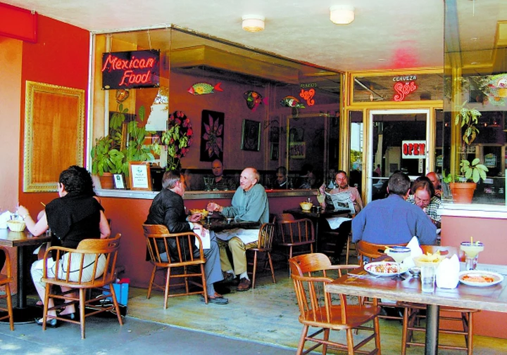 On California Street in Palo Alto, Sol is the chill afterwork vibes you're looking for.