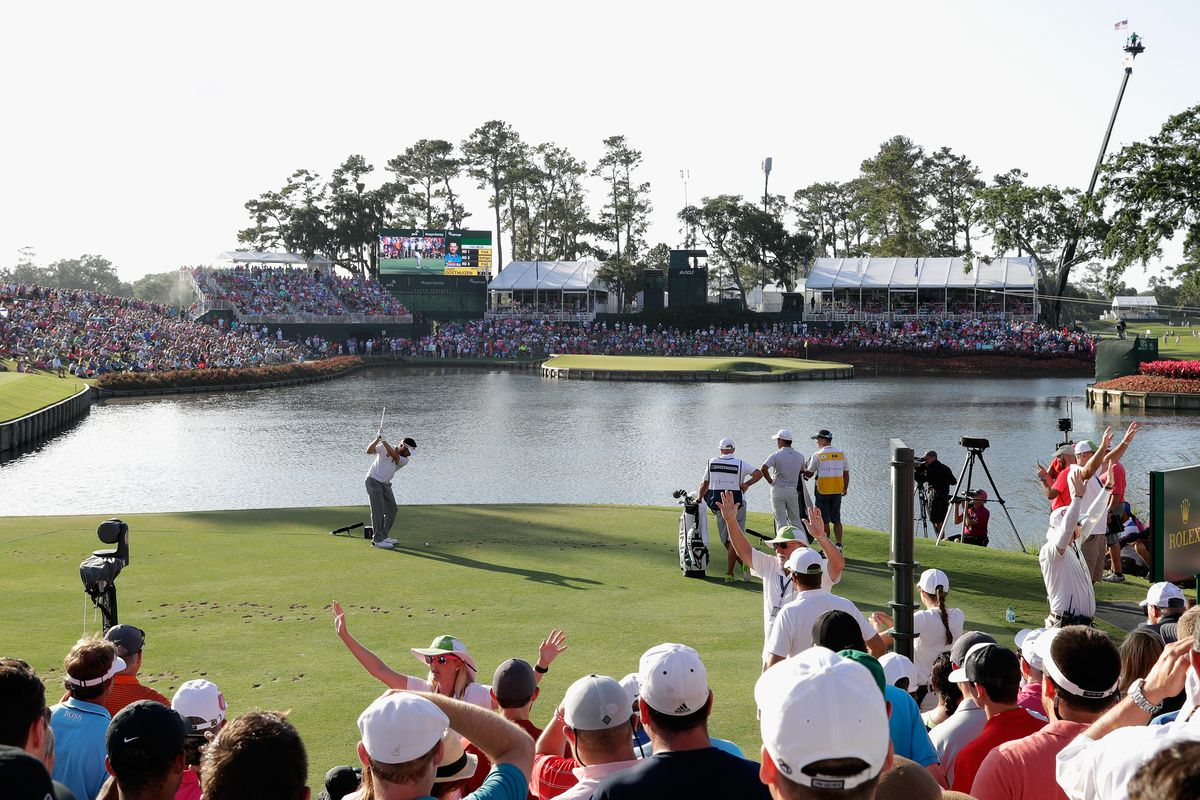 Final Day at the PLAYERS - Witness the best on the PGA Tour compete on the final day of The Players Championship at famous TPC Sawgrass. Get first class VIP seats Hospitality and front seats to watch who overcomes the intimidating famous 17th Island hole.