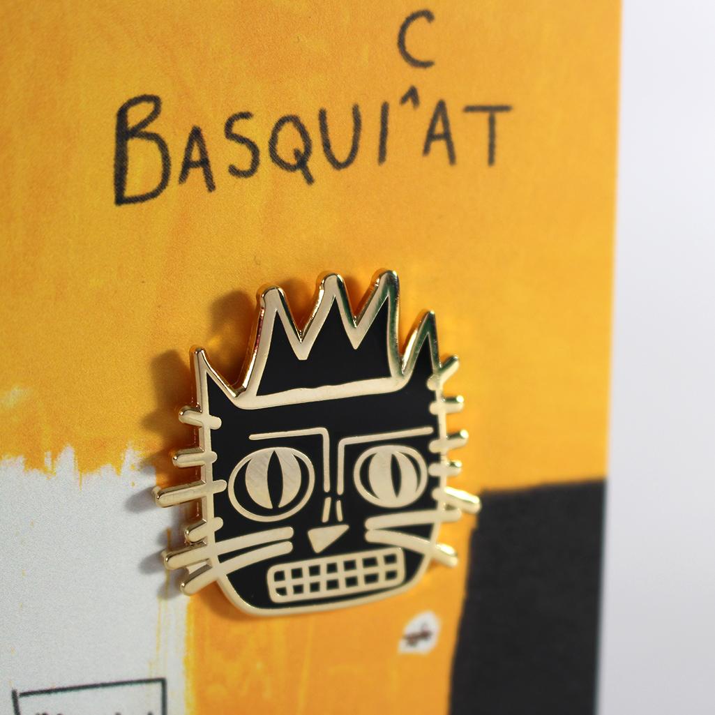 BasquiCat - Jean-Michael Basquiat