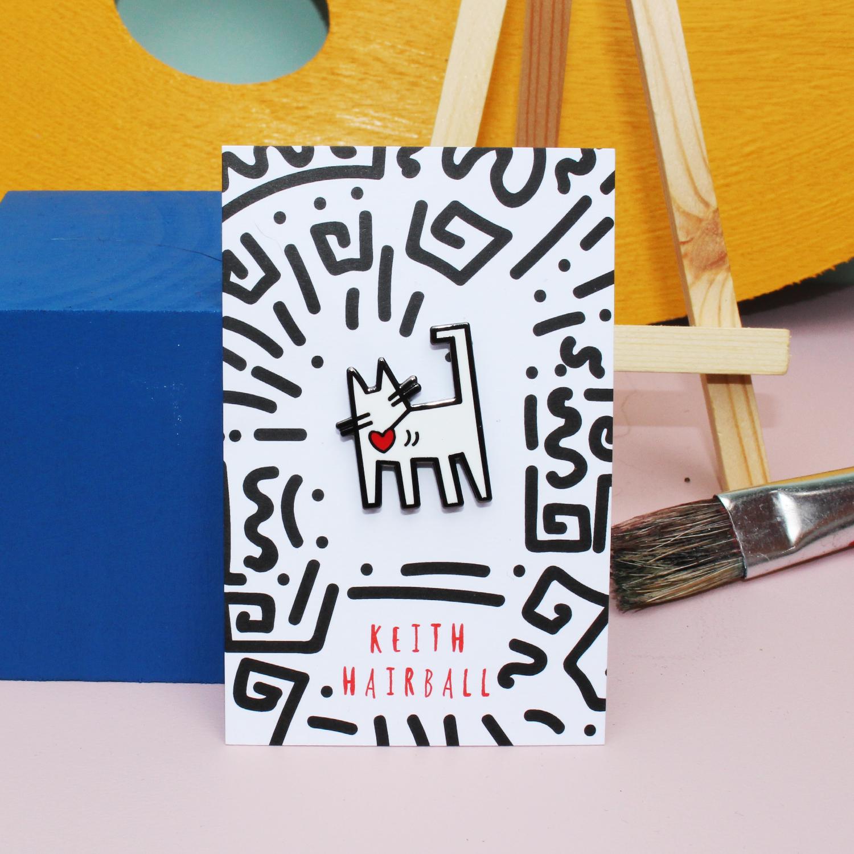 Keith Hairball - Keith Haring
