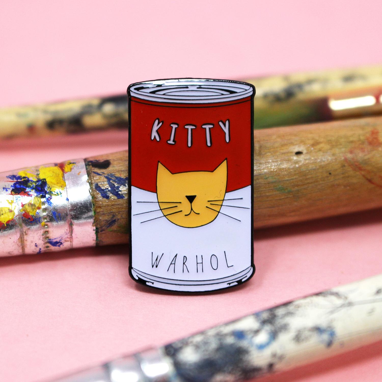 Kitty Warhol - Andy Warhol
