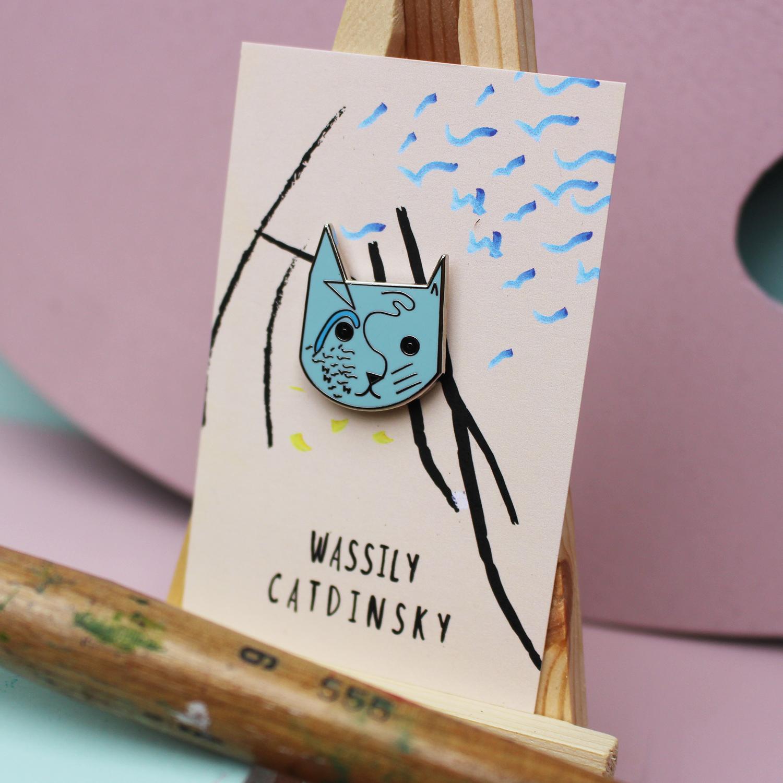 Wassily Catdinsky - Wassily Kandinsky