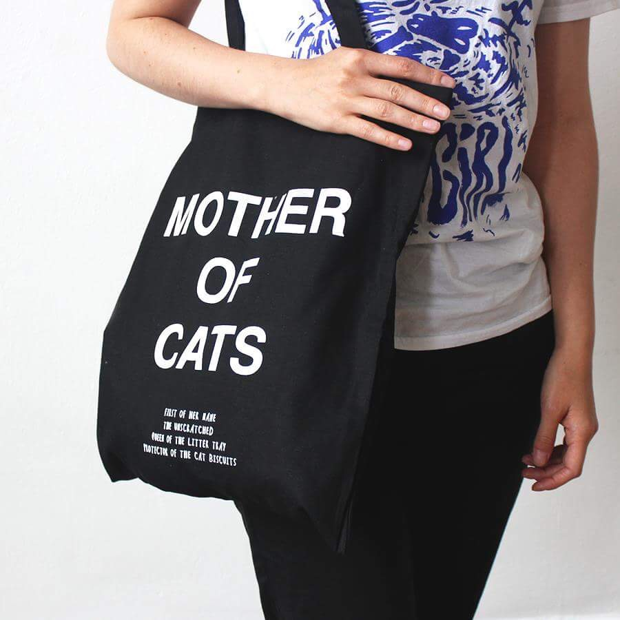 Mother of Cats - Black