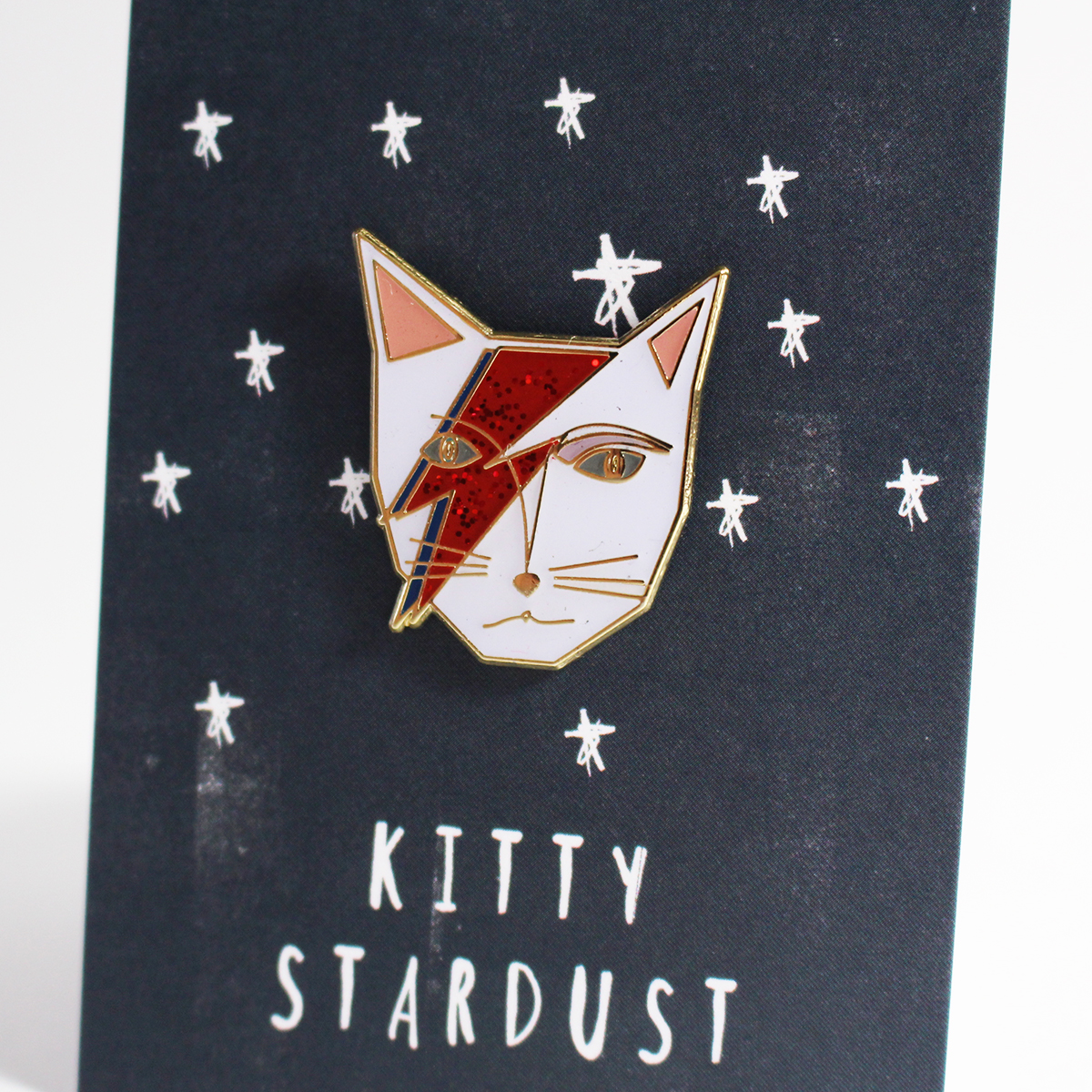 Kitty Stardust - Ziggy Stardust