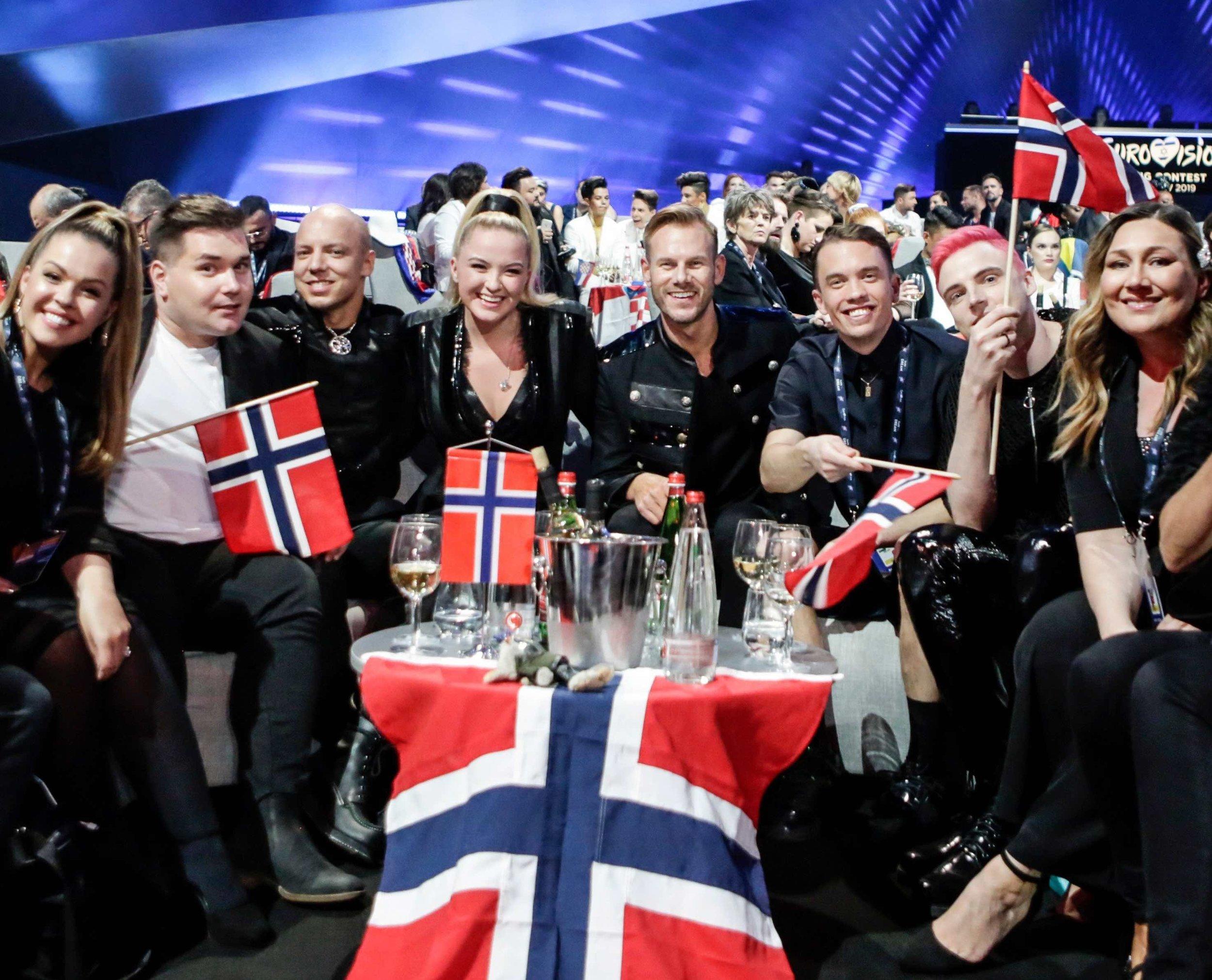 photo: Thomas Hanses, Eurovision.tv