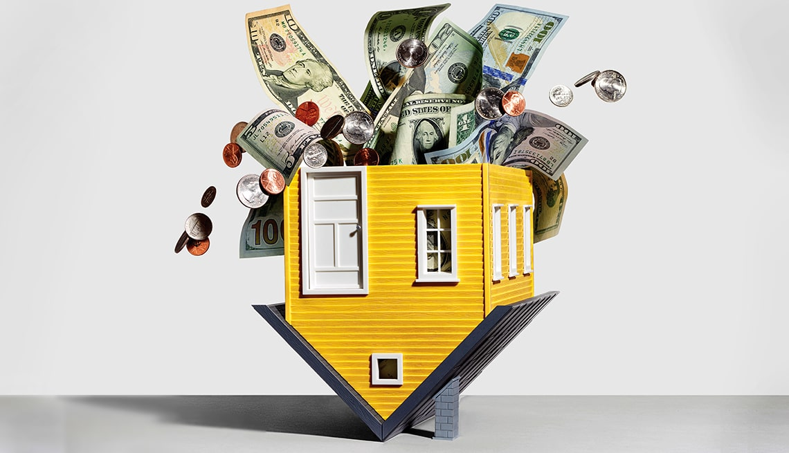 Strategic benefits of a reverse mortgage.