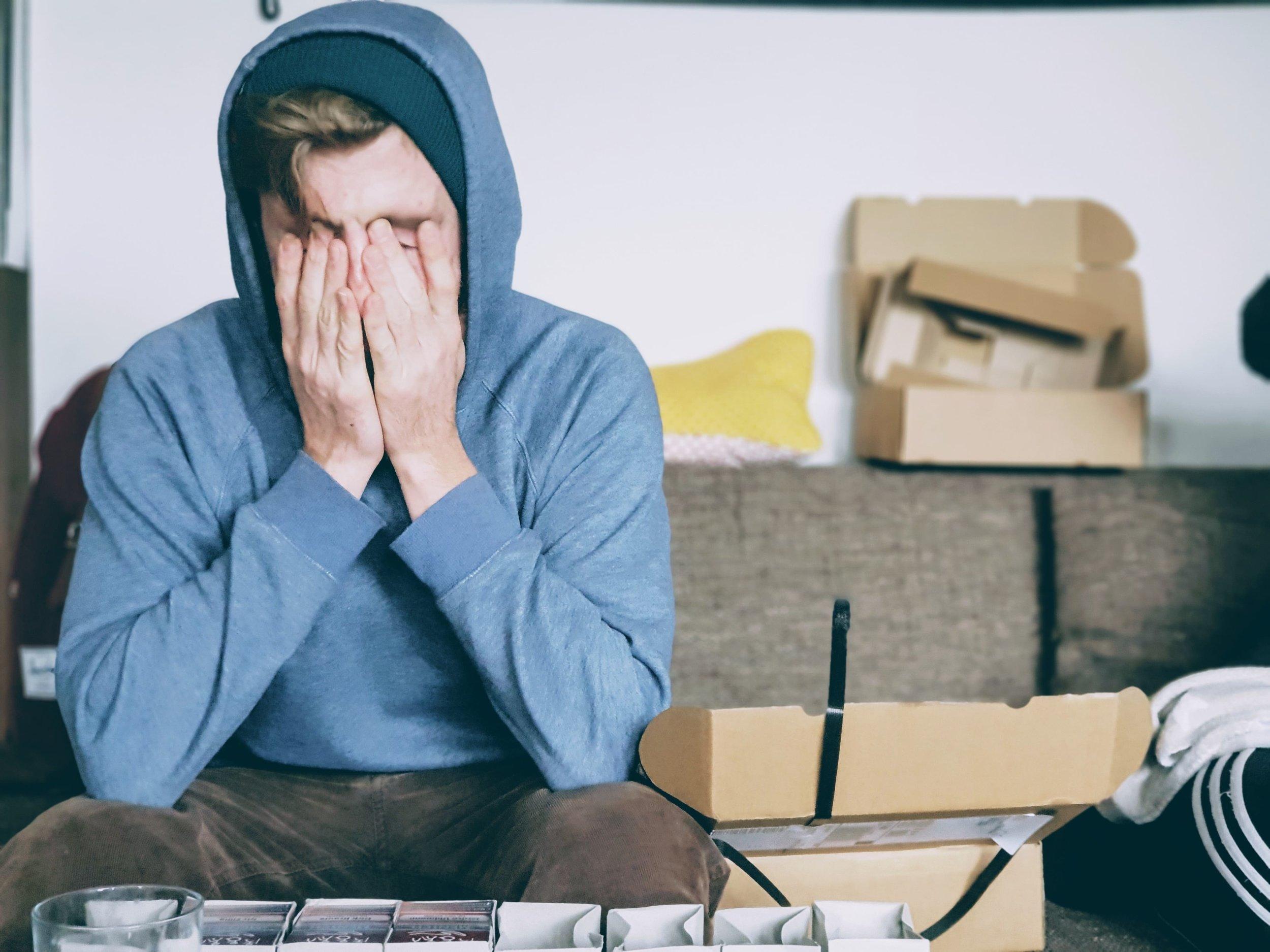 The hidden benefits of overwhelm