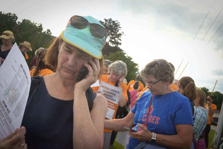 #SolidarityWalk Pilgrimage to Dover Saturday ©Karen Elliott Greisdorf KEG_4494.jpg
