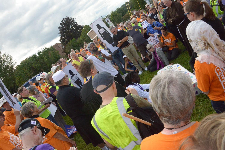 #SolidarityWalk Pilgrimage to Dover Saturday ©Karen Elliott Greisdorf KEG_4379.jpg