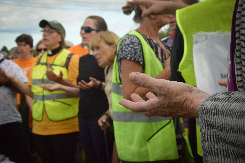 #SolidarityWalk Pilgrimage to Dover Saturday ©Karen Elliott Greisdorf KEG_4294.jpg