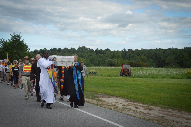 #SolidarityWalk Pilgrimage to Dover Saturday ©Karen Elliott Greisdorf KEG_4196.jpg