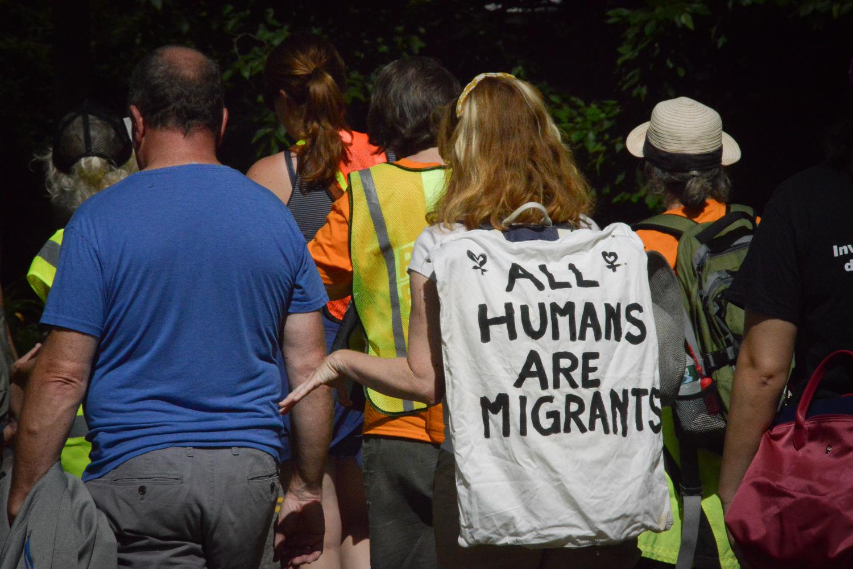 #SolidarityWalk Pilgrimage to Dover Saturday ©Karen Elliott Greisdorf KEG_4160.jpg