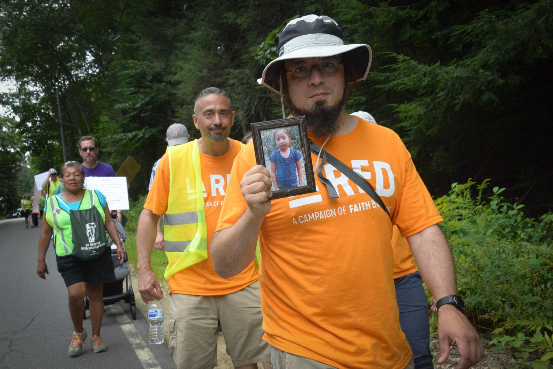 #SolidarityWalk Pilgrimage to Dover Saturday ©Karen Elliott Greisdorf KEG_4115.jpg