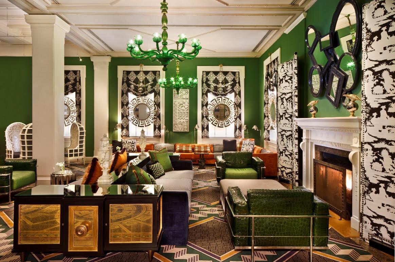 Photo Credit: Kimpton Hotel Monaco Washington DC