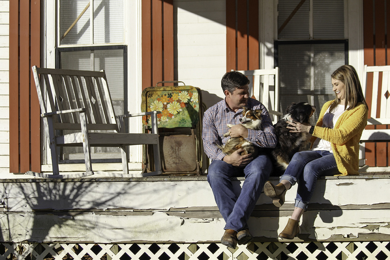 couple-and-dogs-on-porch-mini-session-family-documentary-photography-north-mississippi.jpg