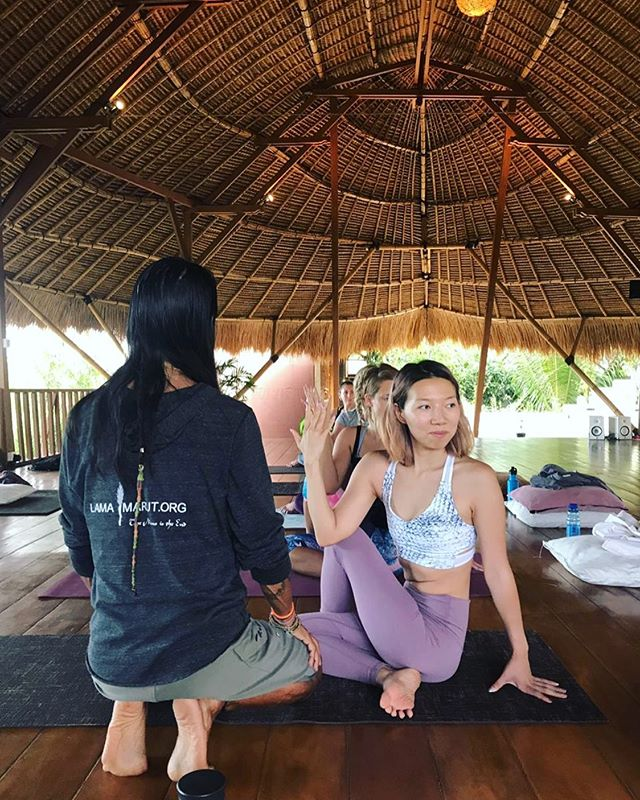 ✧ ✶ Y O G A 🧘🏻‍♂️ ACADEMY ✧ ✶  Vibes featuring our sister venue @sannyasyogaacademy @alessandrasannyas @scottnanamura  We love taking over exotic locations around the globe, and this year we are launching Ancient Hatha + Buddhist 200 hr Yoga Teacher Training on the Seaside of magical Tulum Beach.  Jungle style cabins, hippie & homey! @getatastenow is giving us all the vibes we need and we want to share that with you! ⇢ Go to our website for more info!