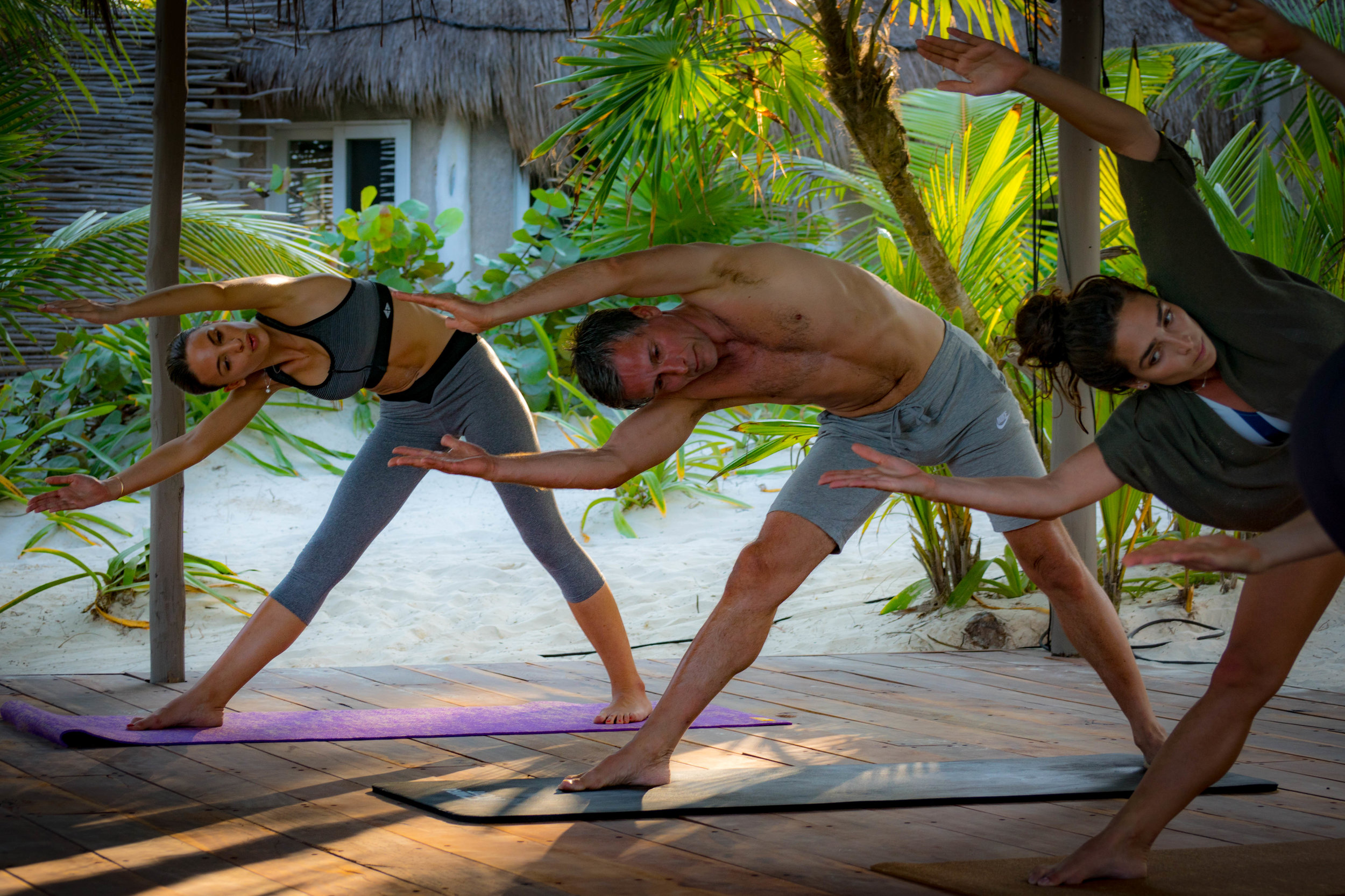 Who are we? - TULUM WELLNESS ACADEMY IS LOCATED AT THE SOUTHERNMOST TIP OF THE RIVIERA MAYA ON A STRETCH OF WHITE SAND AND TURQUOISE WATER THAT BORDERS THE DENSE YUCATAN JUNGLE.WE HAVE PROFOUND RESPECT FOR THE LAND UPON WHICH WE BUILD OUR ACADEMY AND COMMUNITIES. WE ARE INSPIRED BY THE LOCAL HERITAGE AND HISTORIES OF TULUM. WE EMBRACE NOT ONLY THE LOCAL CULTURE BUT ALSO THE ANCIENT TRADITIONS AND FORGOTTEN WISDOM OF THE REGION.TODAY THE RUGGED, PRISTINE COASTAL REGION IS HOME TO SOME OF MEXICO'S BEST PRESERVED RUINS, MYSTICAL CENOTES, UNDERWATER CAVES, AND THE LARGEST PROTECTED COASTAL AREA IN MEXICO, THE SIAN KA'AN BIOSPHERE RESERVE.WE CELEBRATE THE RICH HERITAGE OF THIS ANCIENT CULTURE WITH YOGA AND HOLISTIC CANNABIS PROGRAMING, WELCOME CEREMONIES, RITUALS, TRADITIONAL CUISINE, THAT HIGHLIGHTS THE SACRED WISDOM OF THIS LAND. WE WISH FOR TULUM TO REMAIN A UNIQUE PARADISE, WHERE THE MAGIC, CULTURE AND MYSTIQUE OF THE ANCIENT MAYA CAN BE WITNESSED AND FELT.