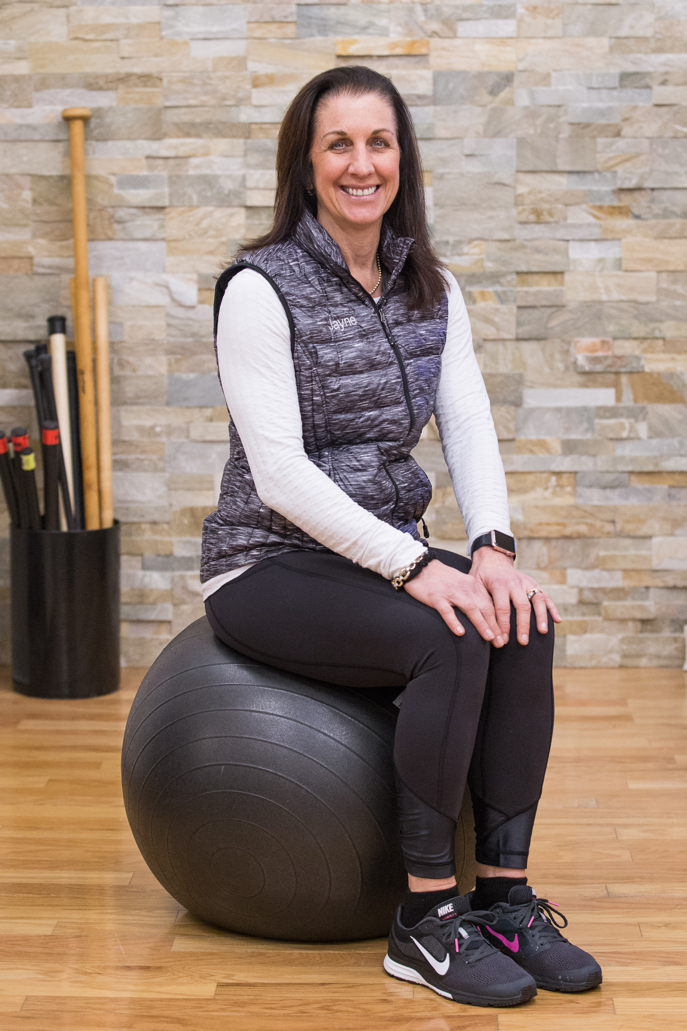 Jayne Cattaneo - Jayne has been teaching fitness on the South Shore for over 40 years. She has been comprehensively certified since XXXX. Jayne brings energy and excitement to every session.Jayne has a passion for helping individuals achieve their personal and fitness goals.