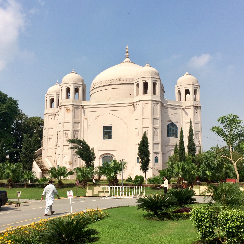 Punjab Archives  Anarkali's Tomb, Punjab Civil Secretariat Lahore, Pakistan Summer 2016