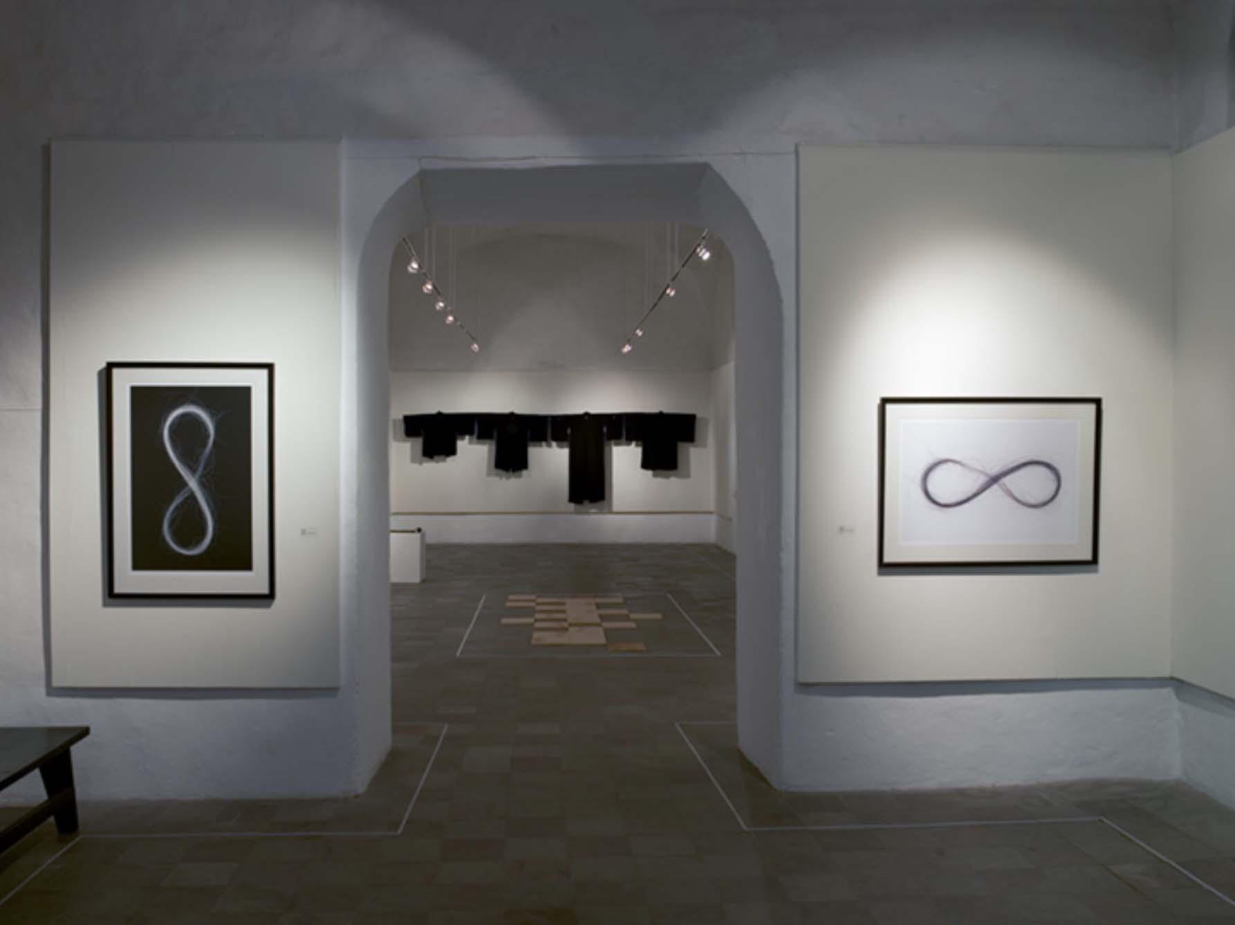 """""""Liberacion/Liberation,"""" Installation View, Bellas Artes, San Miguel de Allende, Mexico, 2004"""