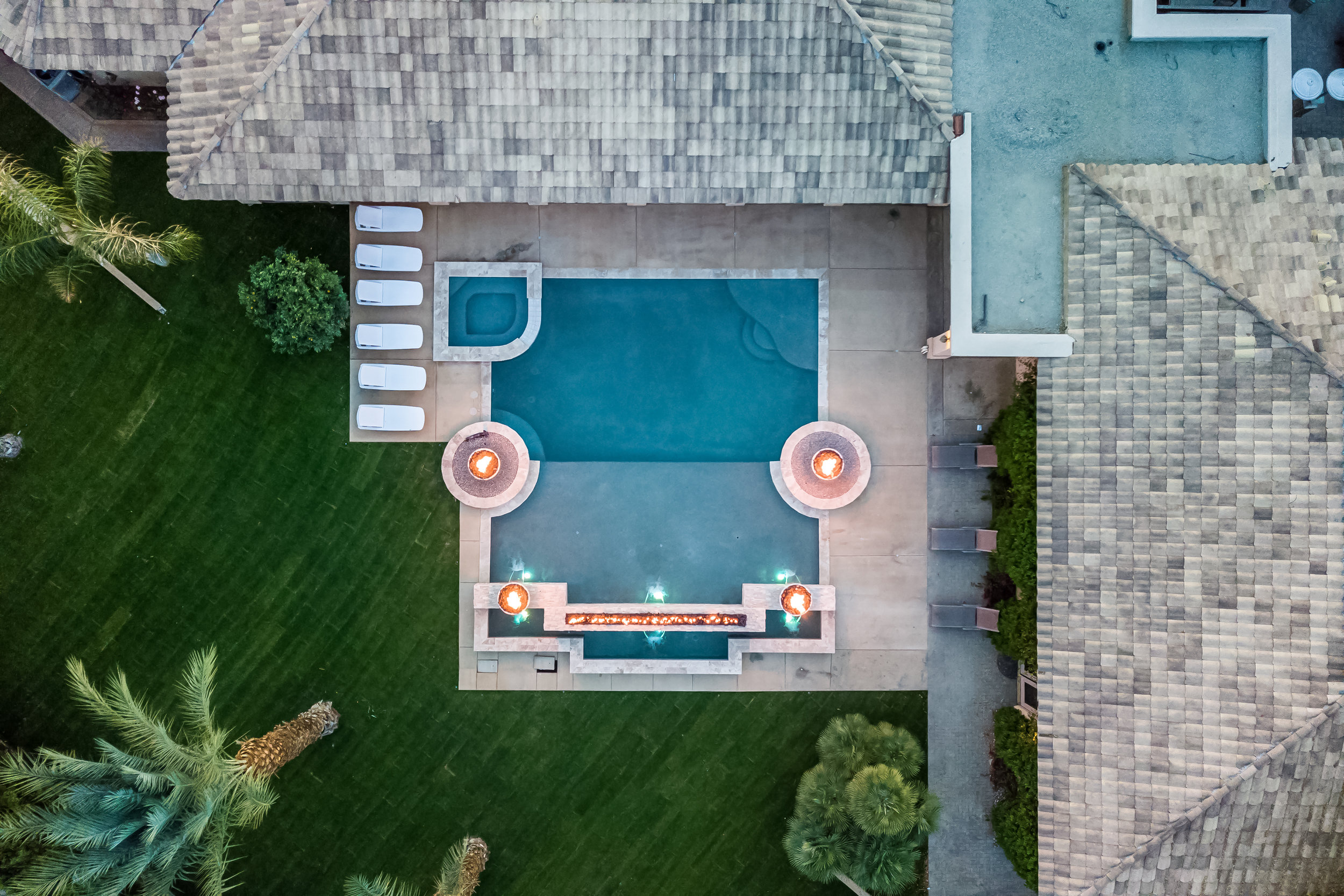 Palm Springs Drone Photography