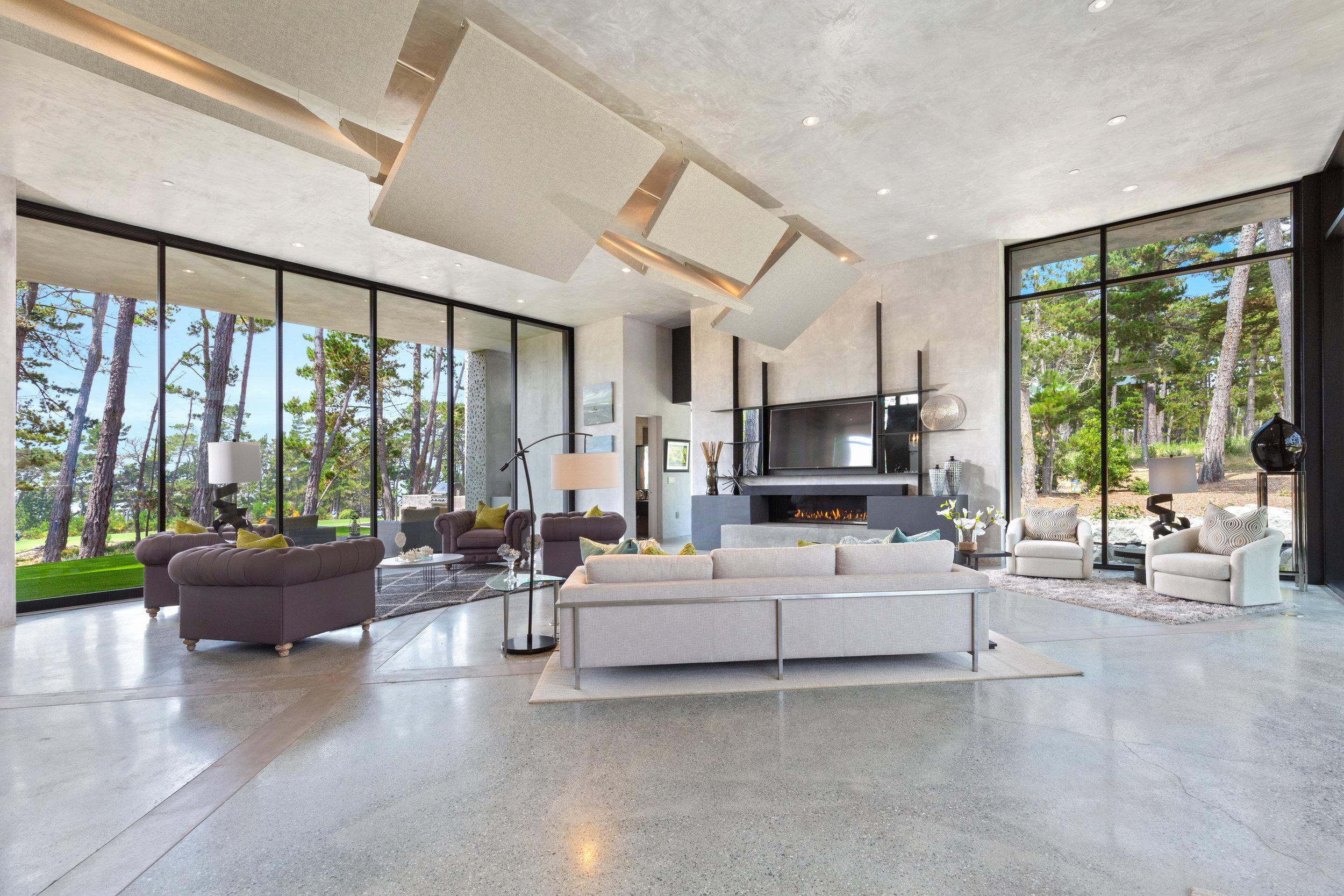 Pebble Beach Real Estate Photos