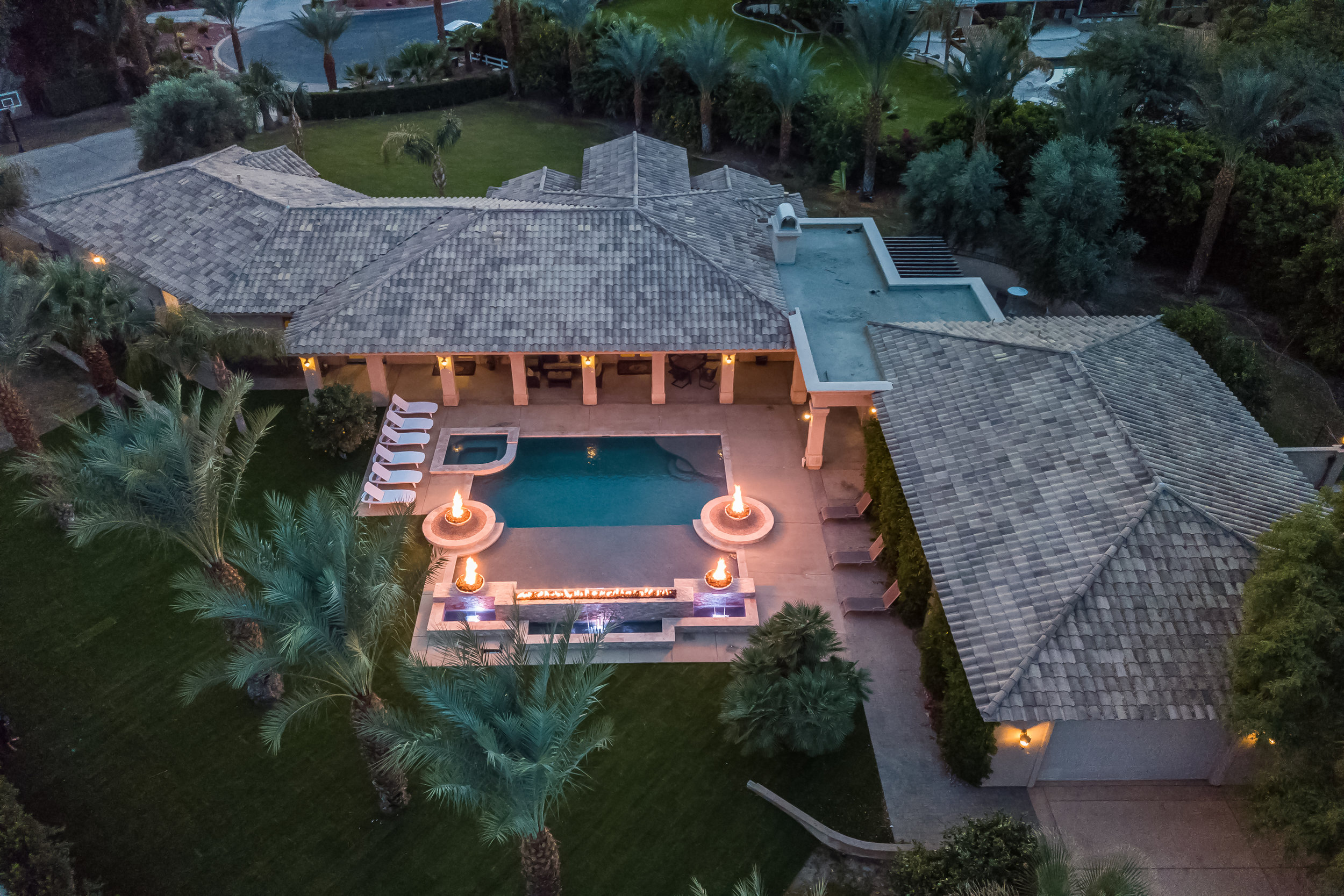 Palm Springs Real Estate Photos
