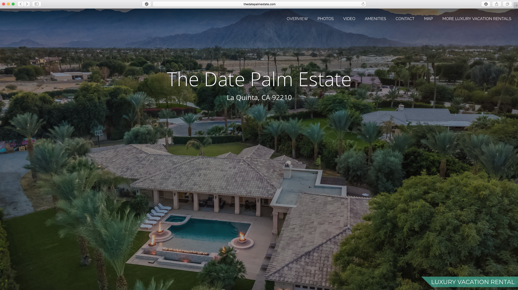 Palm Springs Real Estate Photography