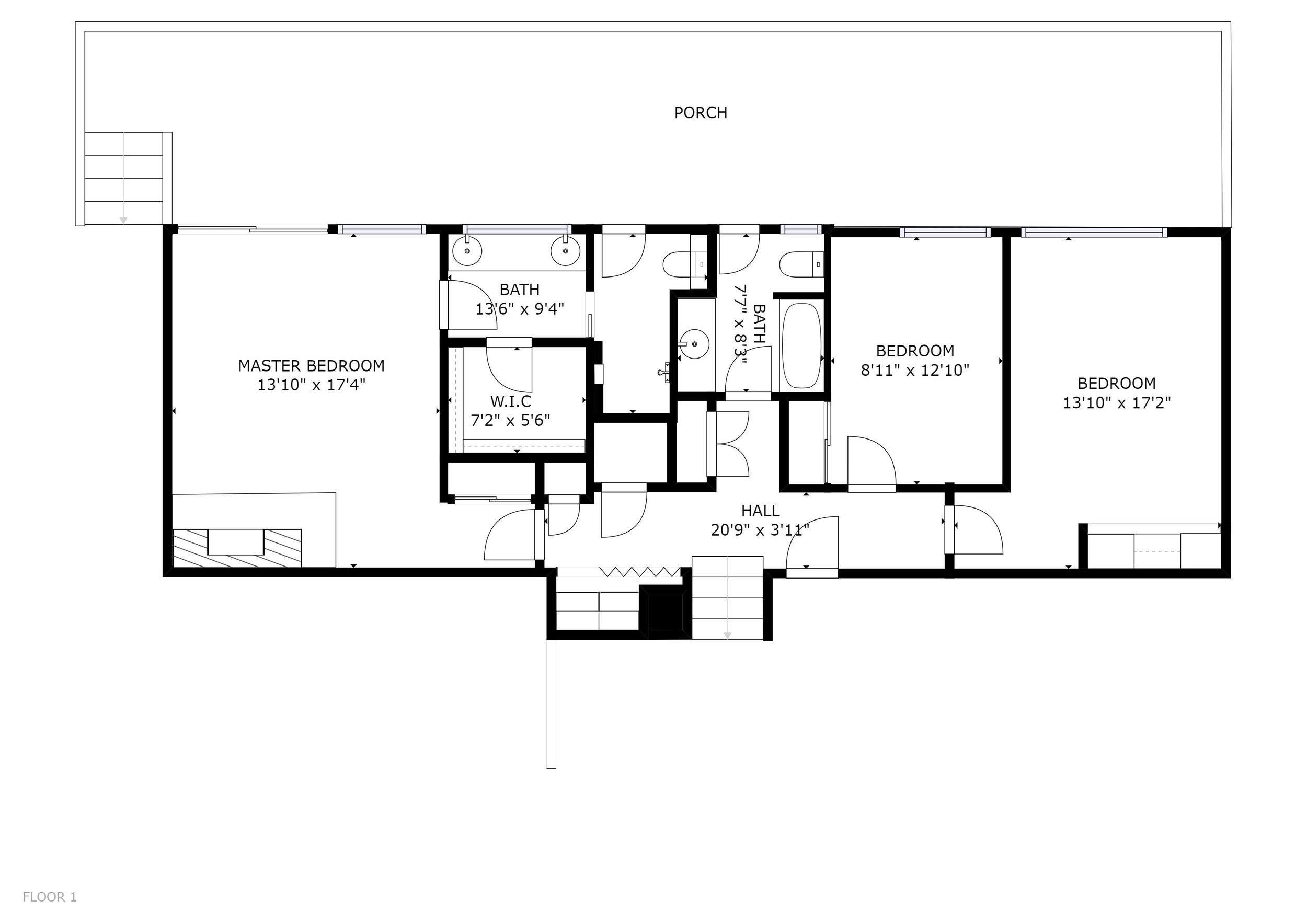 Bay Area Floor Plans Real Estate Photographer