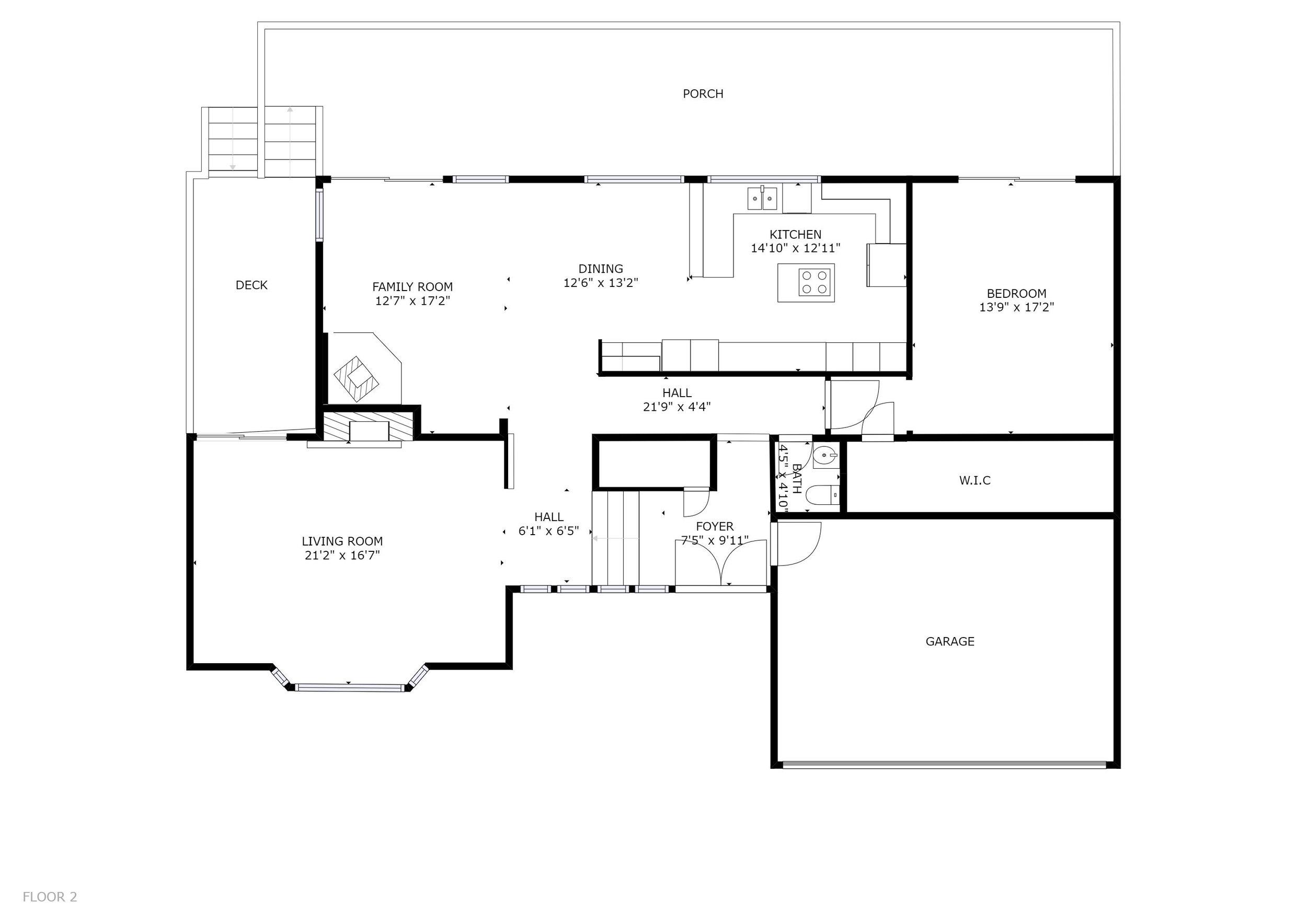 San Jose Floor Plans