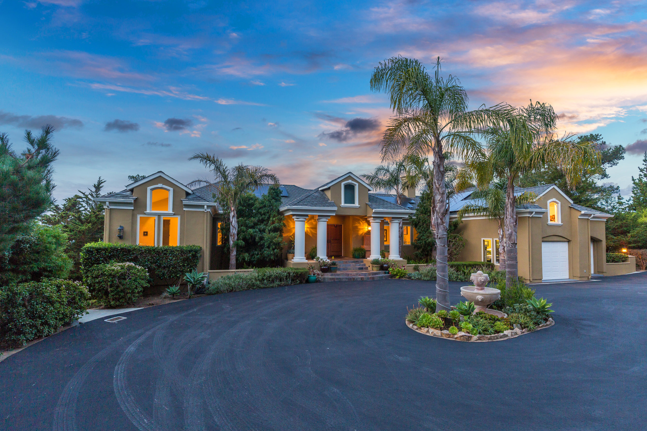 Pebble Beach Estate Photography  Dream Home Images