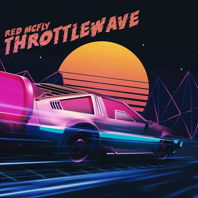 #Throttlewave out now on all streaming platforms! My first instrumental album and it's def. something different just listen and see