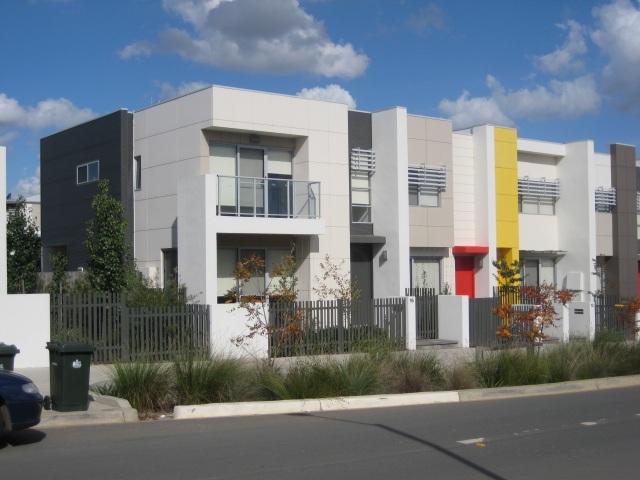 Crace Terrace Housing