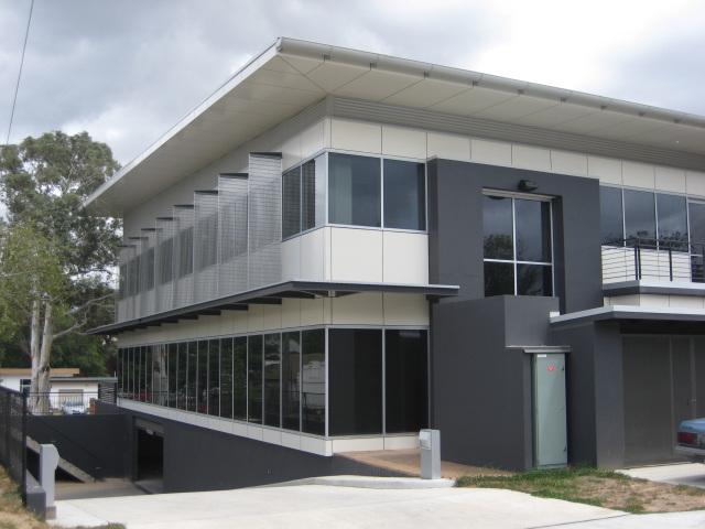 Amalgamated Commercial Building