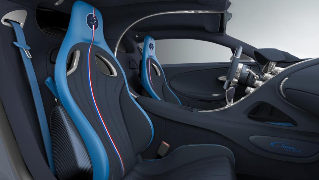 The Bugatti Chiron Sport 110 Ans Edition Ozzie Small