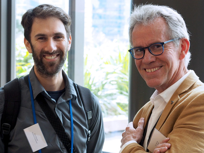 Paul Micallef & Tim Bourke