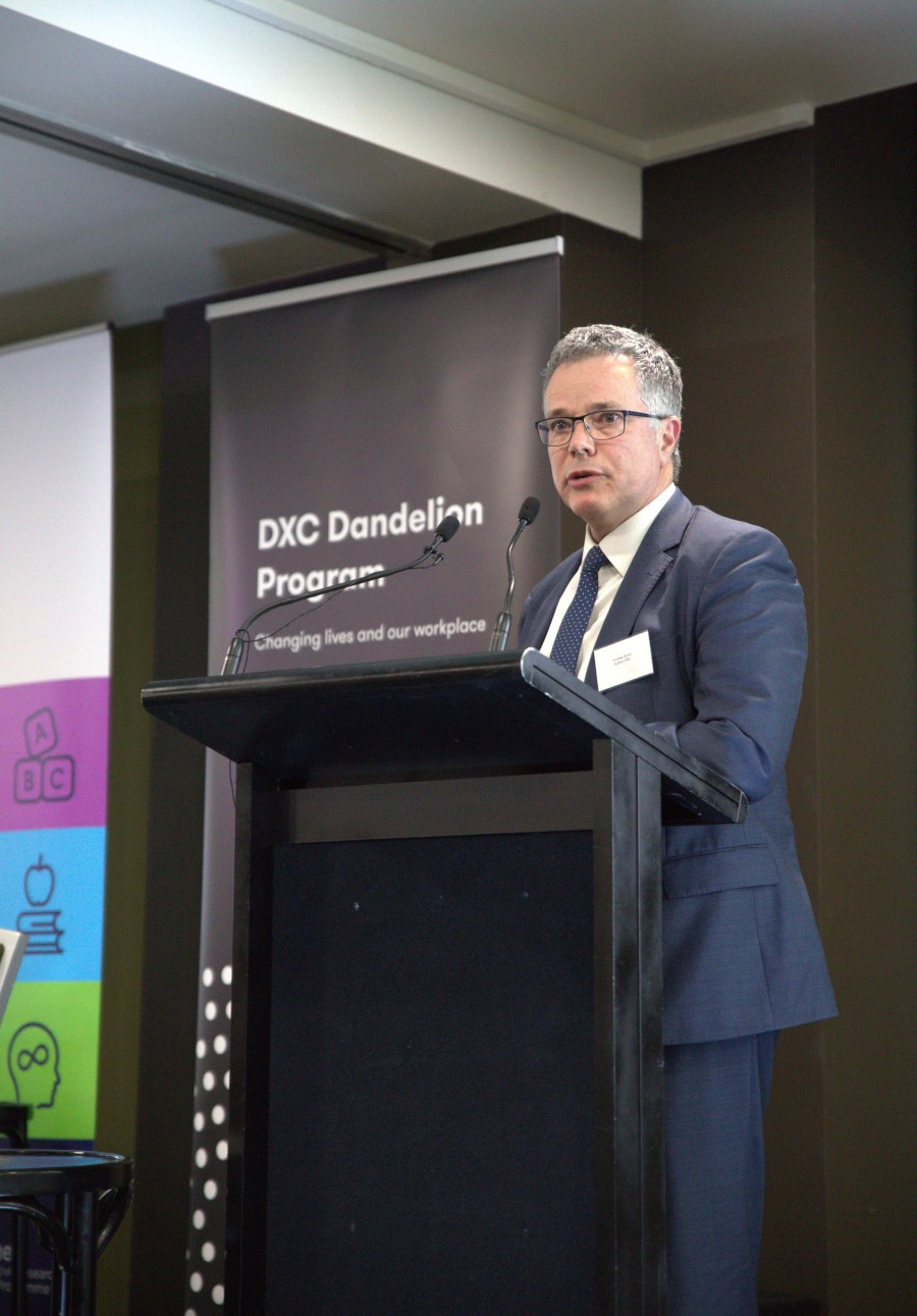 Andrew Davis, CEO, AutismCRC closes the Summit