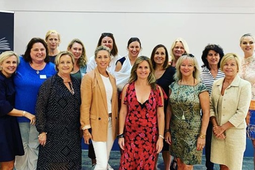 Network With Like-Minded Women Across Industry -