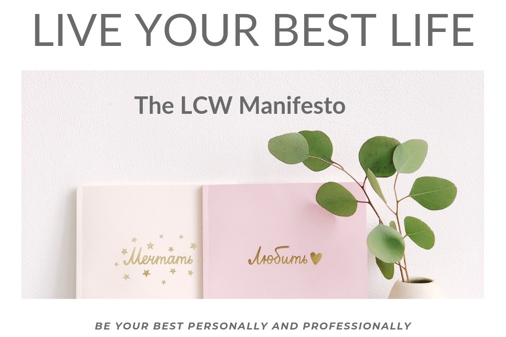Free Copy of Live Your Best Live E-Book -