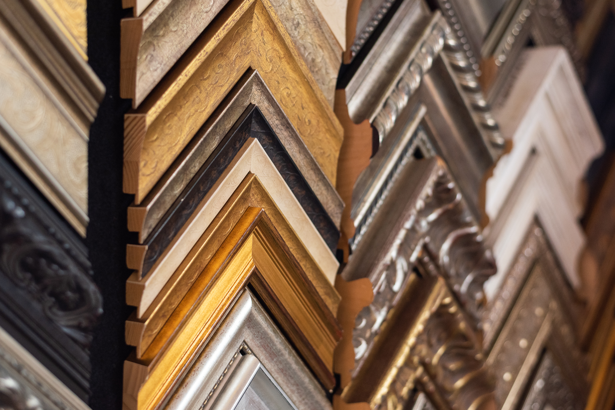 El Framo Picture Framing Auckland Frame Options