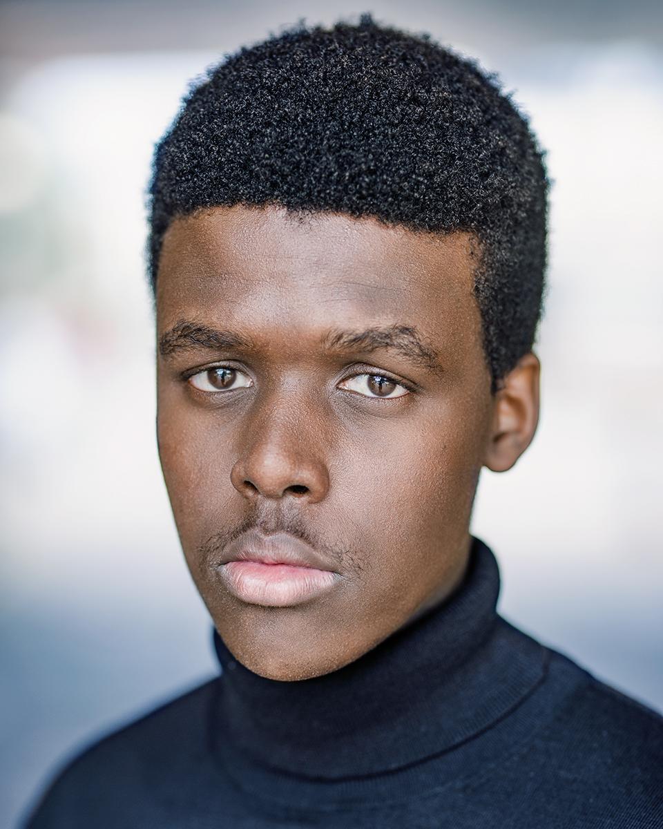 Actor Baltzer Musherure Headshot