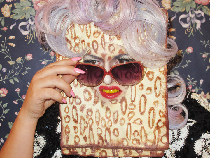 Matza Zsa Gabor by mz and breadpeople