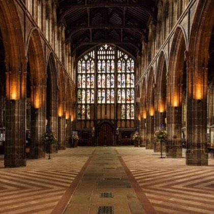 Our Venue for Saturday 19th Oct ✨St Mary's Church, Lace Market, Nottingham is a haven of beauty and uplifting energy at anytime.  I've dreamed of us being in this stunning space for years, and I get goosebumps when I'm in there as I start the preparations for this night.  Lots of amazing events take place here, and this is the first dance event to be granted permission to be held in the church, so I feel truly honoured and so very very excited:) Sign up on the website to hear when the Limited Early Bird Tickets become available: www.theboogieuk.com.  #excited #dance #community #magic #women #theboogie #nottingham #UK #wellness #connection #light #joy #dowhatmovesyou