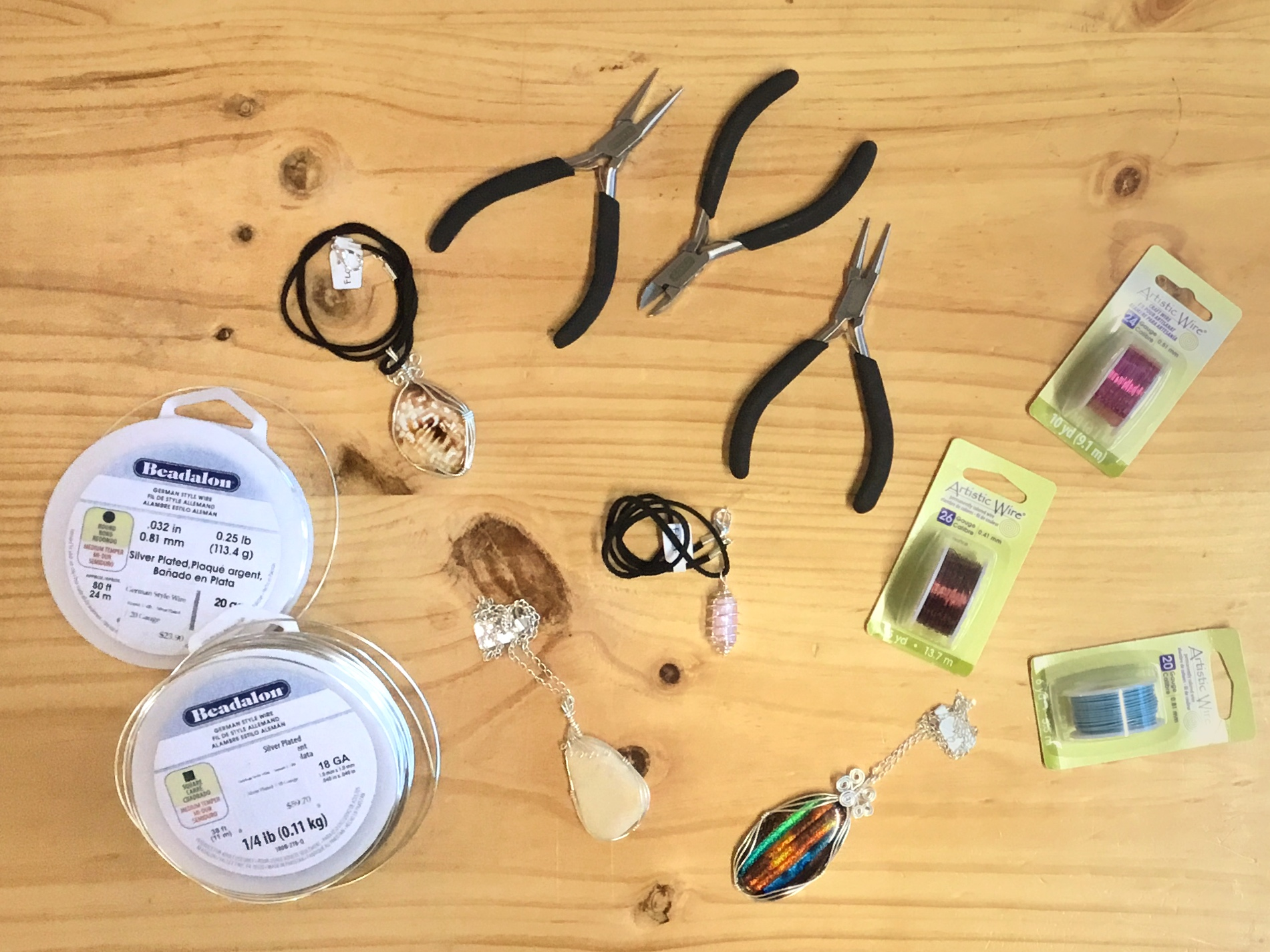 Wire Jewellery Workshop Tools and Examples.jpeg